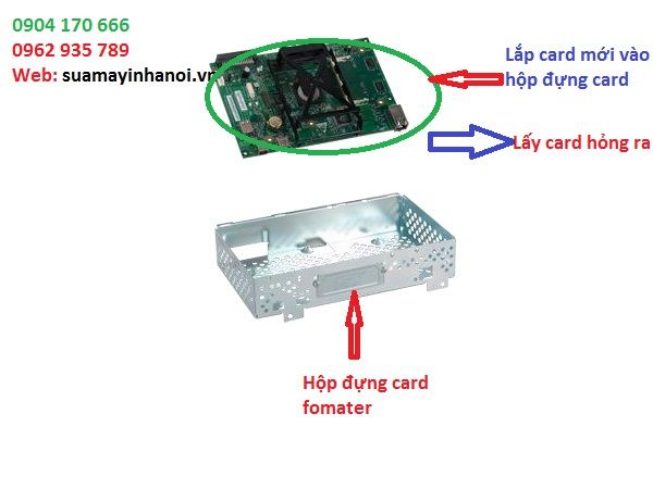 cach thao va lap card fomater h4