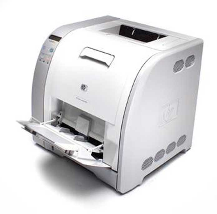 máy in HP color laserjet 3550